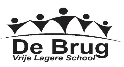 """Vlsdebrug.be - Vrije Lagere School """"De Brug""""."""