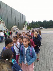 De schoolreis